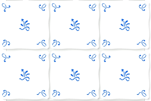 147 Delft Tile - Click Image to Close
