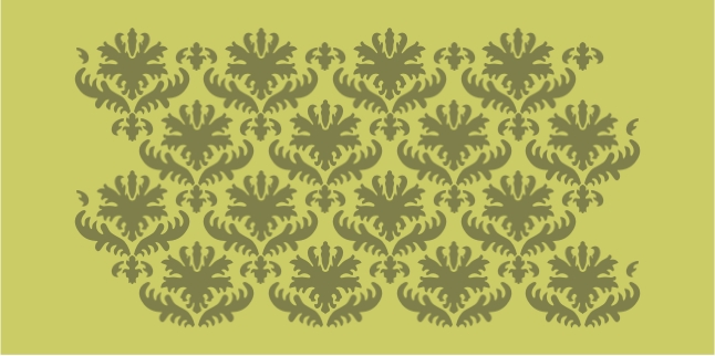 149 Damask Wallpaper