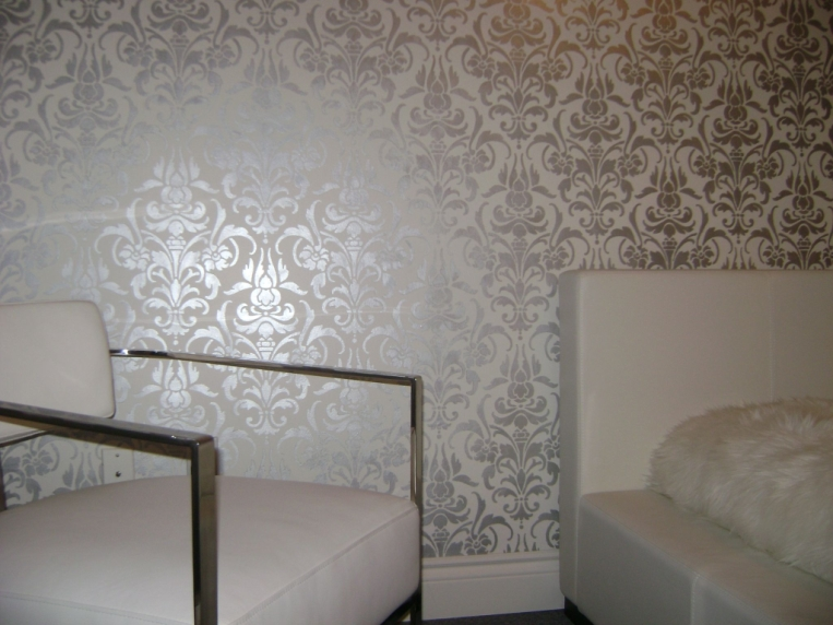 Wallpaper Wall Stencils : Wallpaper stencils stencil source and