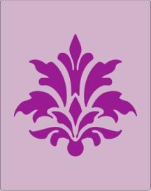 floral motifs designs images. Black Bedroom Furniture Sets. Home Design Ideas