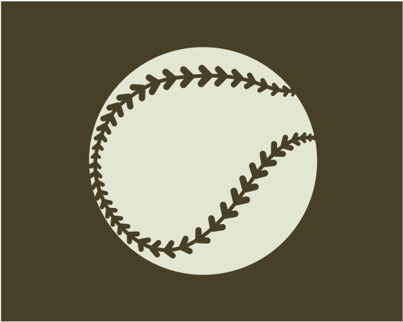 Baseball stencil related keywords long