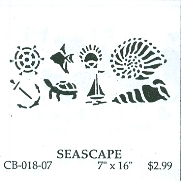 CB01807 Seascape Assortment
