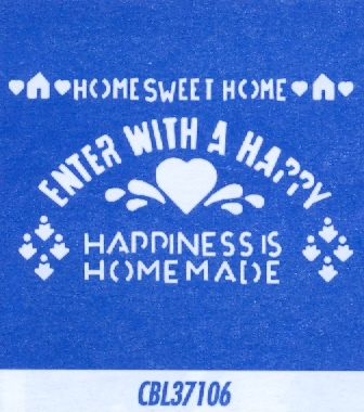 CBL37106 Country Sayings 6""