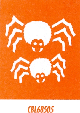 CBL68505 Spooky Spider - Click Image to Close