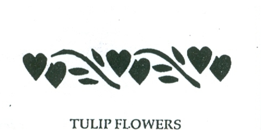 CBO01003 Tulip Flowers - Click Image to Close