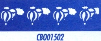 CBO01502 Hot Air Balloon