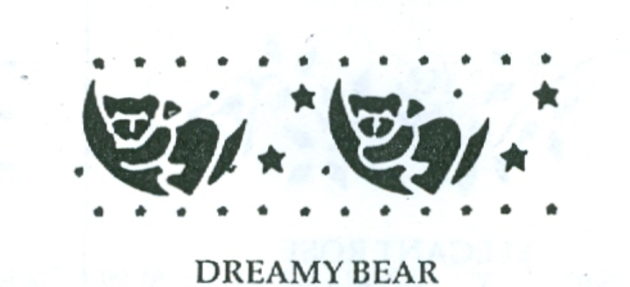 CBO15504 Dreamy Bear Border