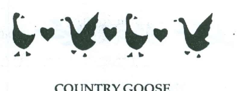 CBO27103 Country Goose