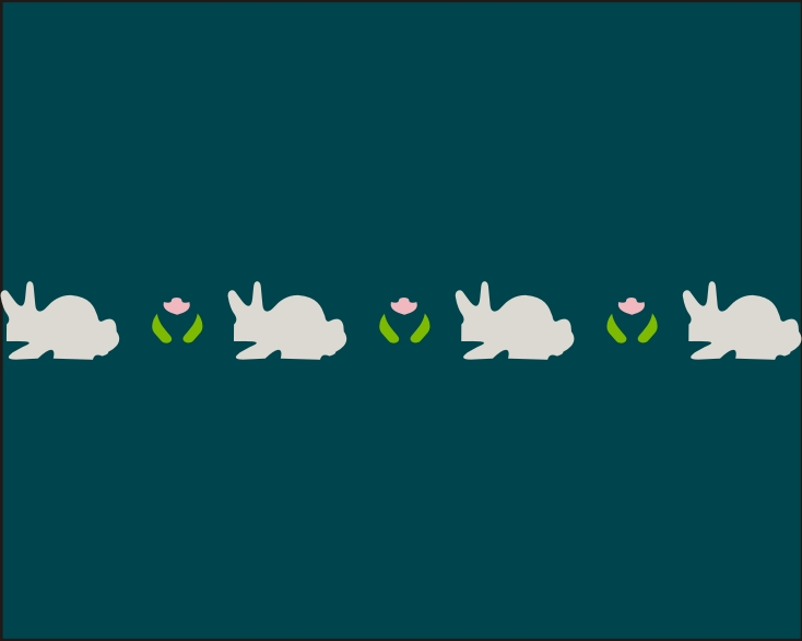 "CBO27301 Baby Bunnies 1"" - Click Image to Close"