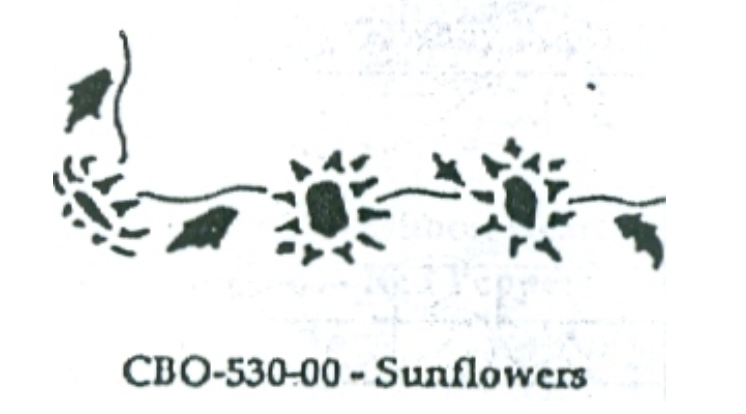 CBO53000 Sunflowers