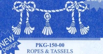 PKG15000 Ropes and Tassels - Click Image to Close