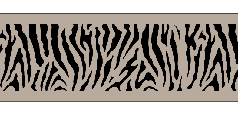 PKG16000 Jungle Stripes