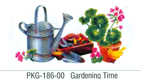 PKG18600 Gardening Time - Click Image to Close