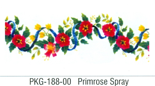PKG18800 Primrose Spray - Click Image to Close