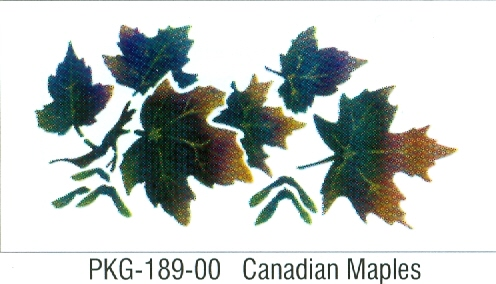 PKG18900 Canadian Maples