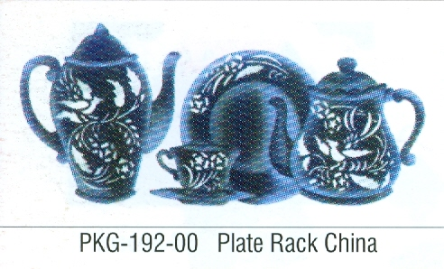 PKG19200 Plate Rack China - Click Image to Close