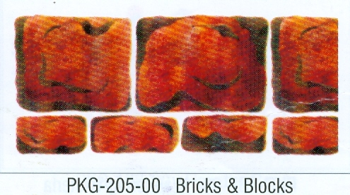 PKG20500 Bricks and Blocks