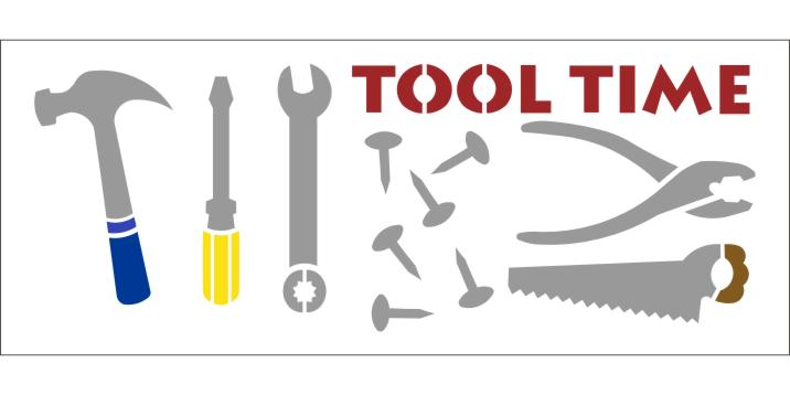 PKG40800 Tool Time - Click Image to Close