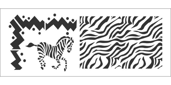 PKG40900 Zebra - Click Image to Close