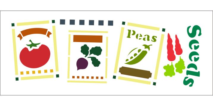 PKG42300 Seed Packets